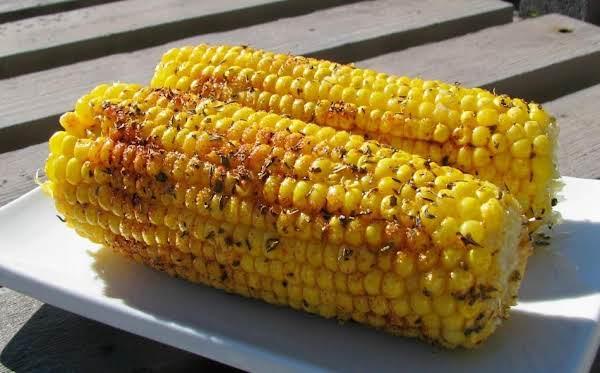 Cajun-grilled Corn On The Cob Recipe