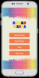Rubah Warna - náhled