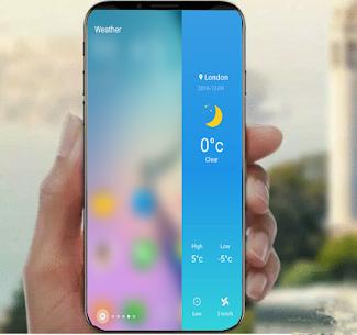 Music Edge Player Galaxy S10  S9 S8 7