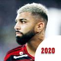 Papel de Parede Gabigol - Gabriel Barbosa Flamengo icon