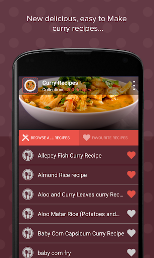 Curry Recipes for PC