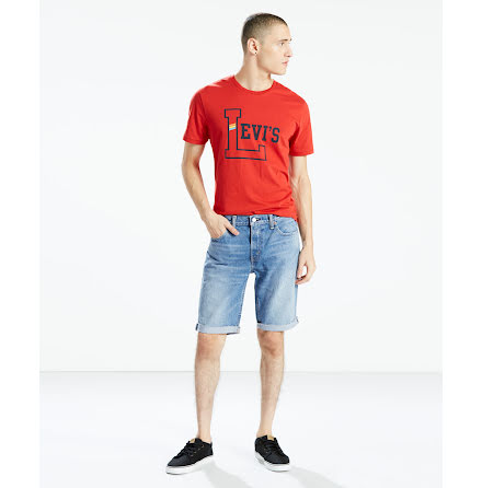Levi's 511 slim cut off shorts bob
