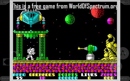 Speccy - Free Sinclair ZX Spectrum Emulator apktram screenshots 8