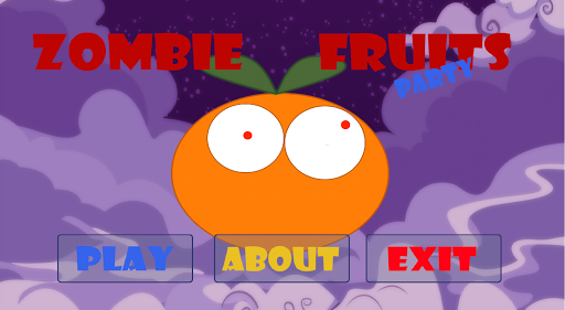 Zombie Fruits Party
