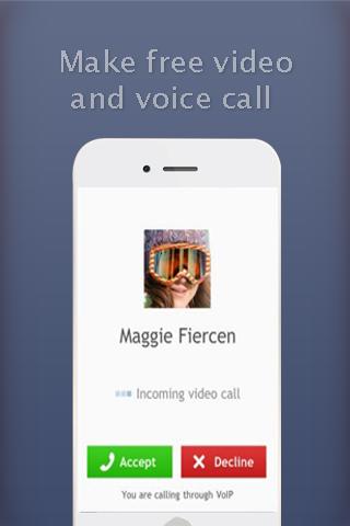 Free Calls Text Messenger