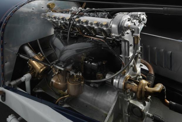Moteur Peugeot 3,00 litres 1913.