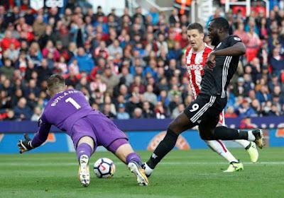 Manchester  United accroché, malgré Lukaku