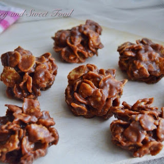 3 Ingredient Mars Bar Crispies