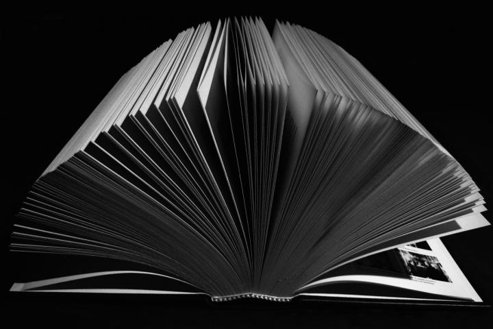 Libro aperto di Bellaventu