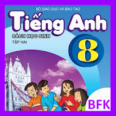 Tieng Anh 8 Moi - English 8 T2