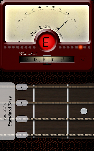 Pro Guitar Tuner 3.1.3 screenshots 9