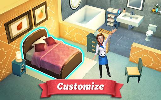 Vineyard Valley: Match & Blast Puzzle Design Game screenshots 1