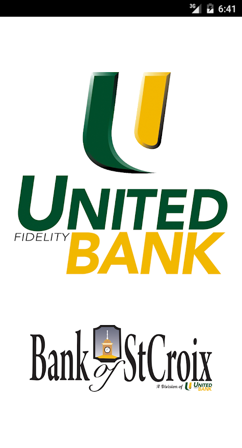 UFB and Bank St Croix- screenshot
