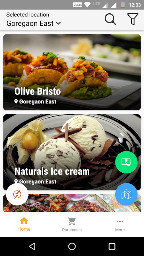 Crispy - Corporate Food Discounts and More- screenshot