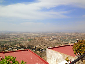 Photo: View from Mojácar