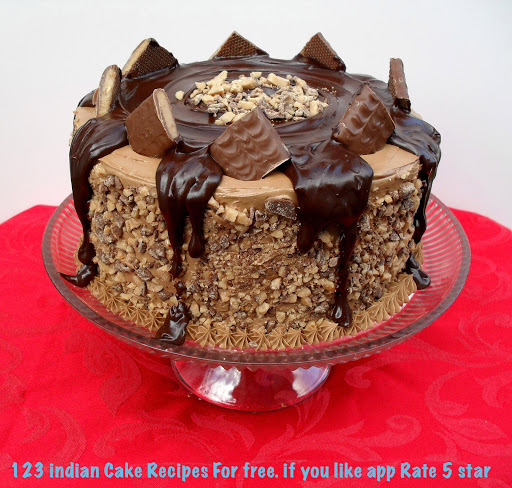 Fast 123 Indian cake Recipes