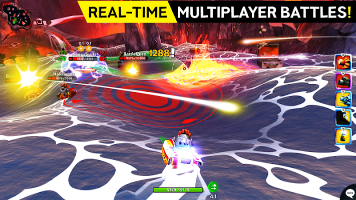 Battle Bay Screenshot Image