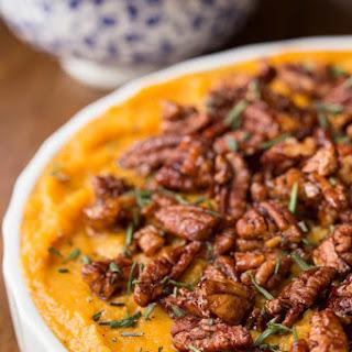 Healthy Sweet Potato Butternut Casserole Recipe