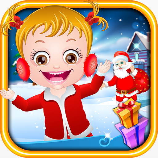 Baby Hazel Christmas Surprise (game)