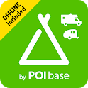 Camping.Info by POIbase Campsites & Pitches icon