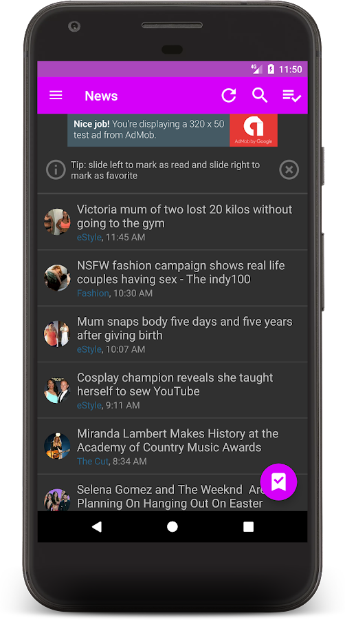Fashion World News - Android Apps on Google Play