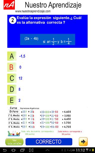 Evaluar  Expresiones 1.0.0 screenshots 6