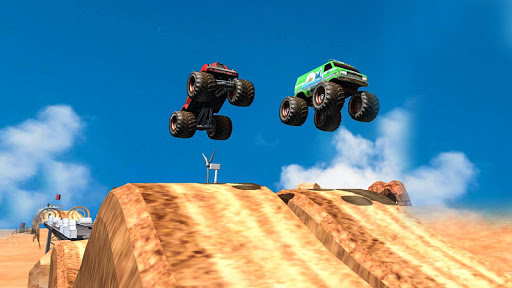 Off Road Monster Truck Driving 10.0 screenshots 2