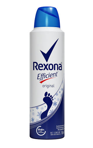 Desodorante Rexona Spray Efficient 153ML