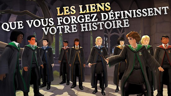 HARRY POTTER Secret à Poudlard Capture d'écran