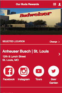 Anheuser Busch- screenshot thumbnail