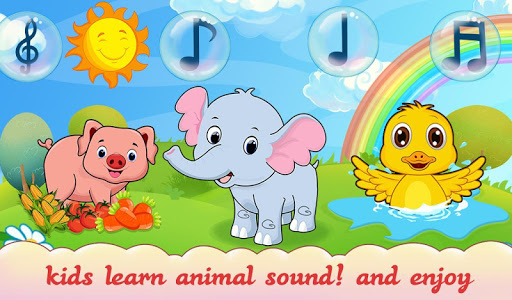 Animal Sound For Toddler Kids v1.0.0