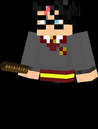 Harry Potter Nova Skin