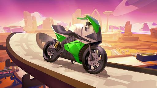 Gravity Rider Zero apkdebit screenshots 17