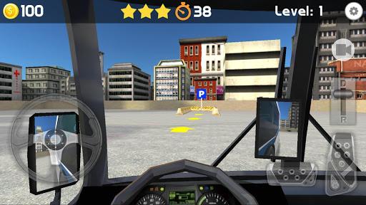 Bus Parking 3D screenshots 2