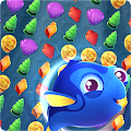Finding Fish Crush - Match 3 Puzzle Game