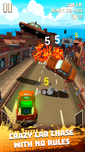 Freak Truck: Crazy Car Racing- screenshot thumbnail