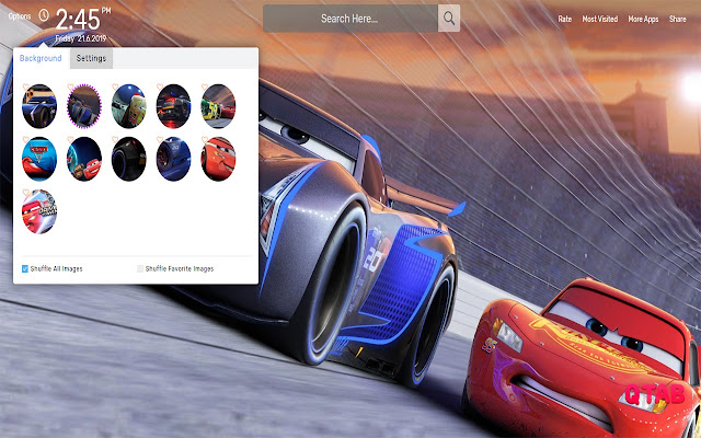 Cars 3 Movie Wallpapers Hd Them