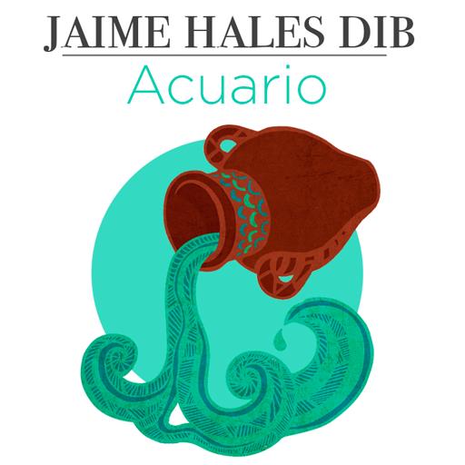 Acuario por Jaime Hales