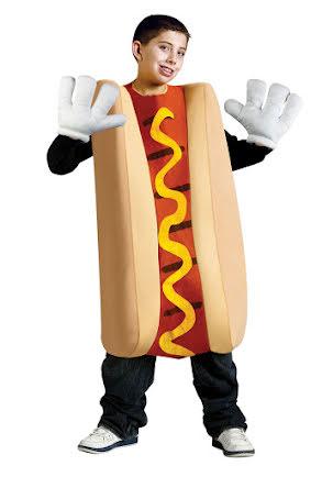 Barndräkt, Hot dog