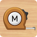 距離測定器 : Smart Measure Pro icon