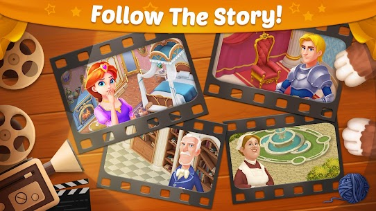 Castle Story: Puzzle & Choice MOD (Unlimited Scrolls/Money) 4