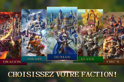 Kingdoms Mobile - Total Clash fond d'écran 1