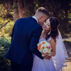 Wedding photographer Oksana Svidruk (oksiko). Photo of 08.09.2015