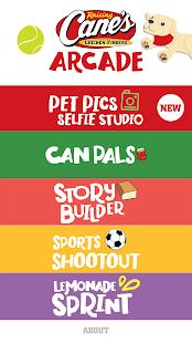 Raising Cane's® Arcade - náhled