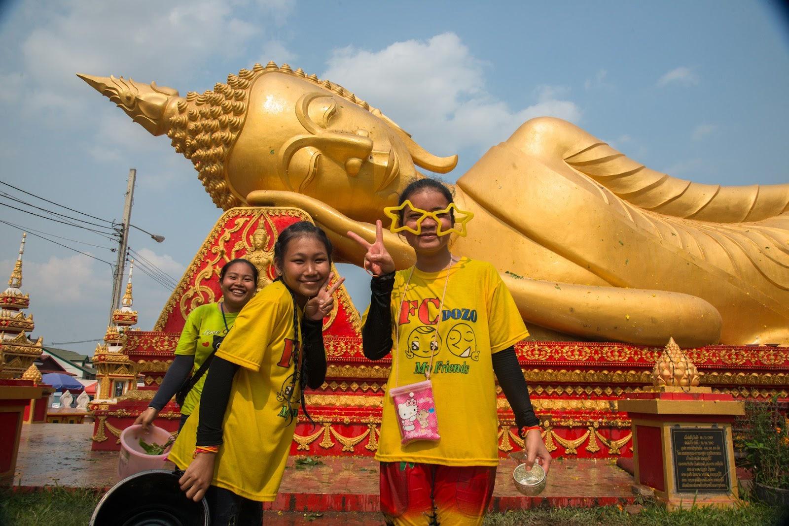 Stupa temple