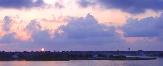 Photo: Summer sunrise.....