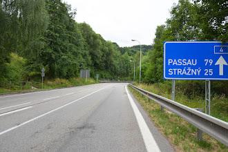 Photo: Obieram kierunek na granicę z Niemcami.