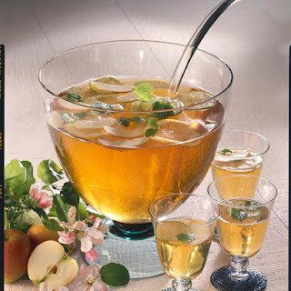 Apple and Ginger Punch.