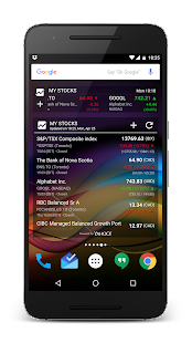 Chronus: Information Widgets- screenshot thumbnail