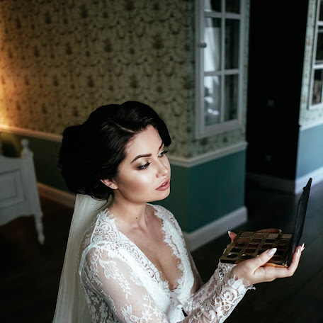 Wedding photographer Alina Kurchatova (Jacket). Photo of 11.12.2017